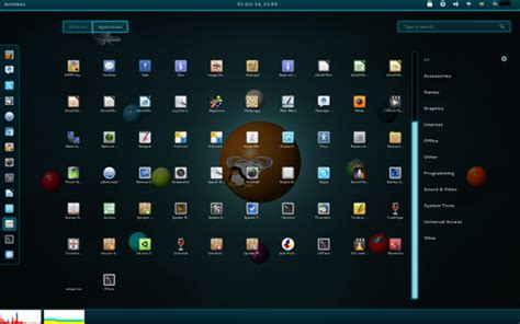 gnome themes directory tronny tron legacy gnome shell theme ubuntu vibes