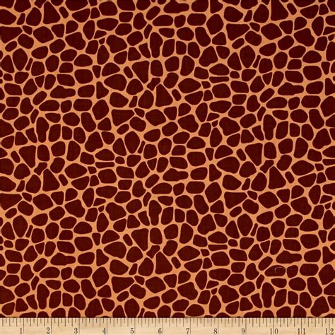 Tas Branded Animal Print Motif Giraffe Jerapah Large 2 In 1 susybee zoe the giraffe skin brown discount designer fabric fabric