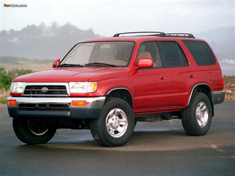 1996 Toyota 4 Runner Photos Of Toyota 4runner 1996 99 1024x768