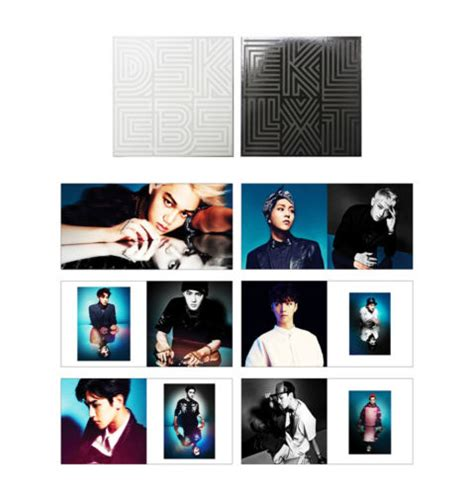 Exo Overdose Poster exo exo m overdose 2nd mini album ver cd