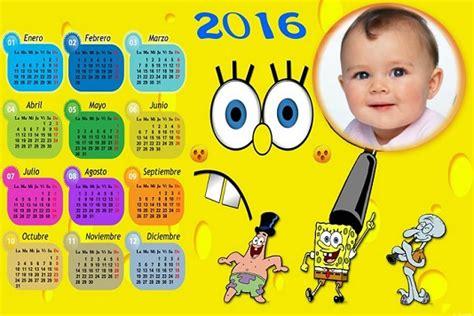 fotomontaje de calendario 2015 minions con foto hacer hacer fotomontajes infantiles