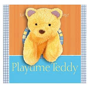 Playtime Teddy Snuggle Puppet Books news spotty green frog