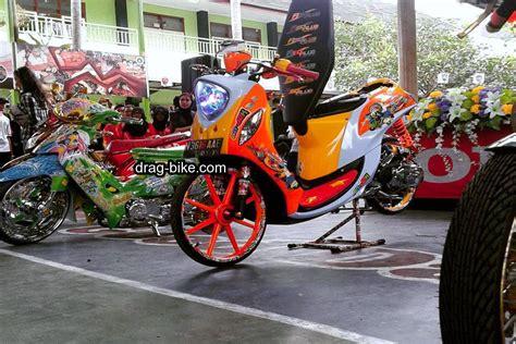 Modif Mio Fino Sporty by Cara Modifikasi Motor Fino Sporty Impremedia Net
