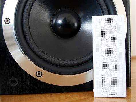 Stereo Bass For Xiaomi xiaomi wireless speaker box reviewed in stereo and technicolor