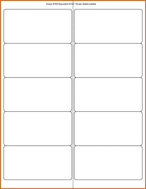 avery template for word 6 labels per sheet template ondy spreadsheet
