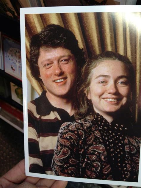 Hillary Clinton S Childhood Home bill and hilary clinton s college photo pics