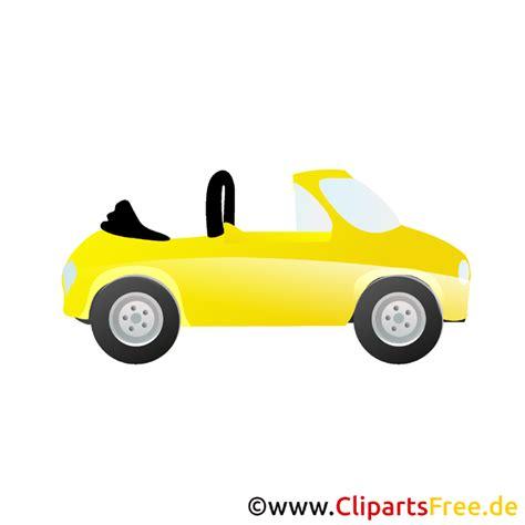 Clipart Auto - cabrio clipart kostenlos autos
