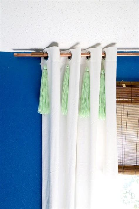 make your own curtain pole 1000 images about diy decor on pinterest ikea hacks
