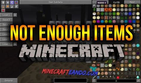Not Enough Rocks 2 by Not Enough Items Mod Para Minecraft 1 8 1 7 10 1 7 2 1 6