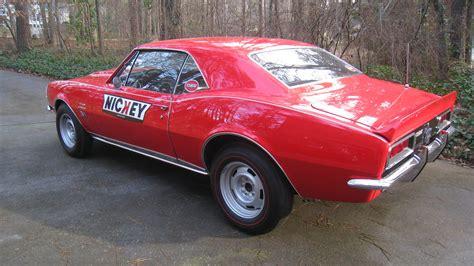 replica camaro 1967 chevrolet camaro nickey replica t213 indy 2012