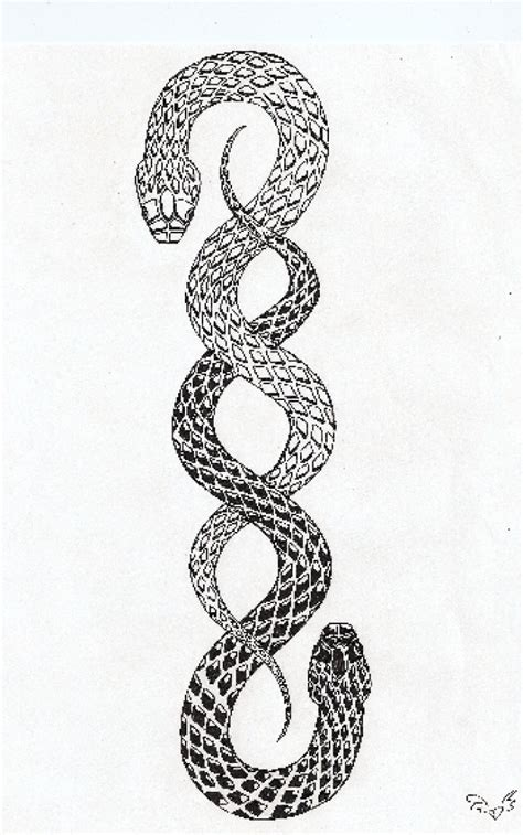 unique tattoo design ideas snake tattoo for men and women
