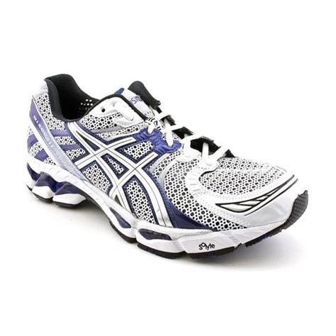 asics s gel kayano 17 mesh athletic shoe size 16
