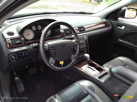 Ford Five Hundred Interior by Black Interior 2005 Ford Five Hundred Limited Awd Photo