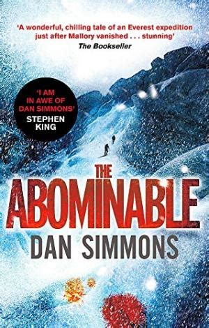 libro the abominables dan simmons abebooks