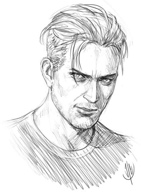 Uncharted 4 Sketches by Uncharted 4 Rafe Adler By Jaeon009 On Uncharted