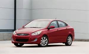2012 Hyundai Accent Gls Mpg Car And Driver
