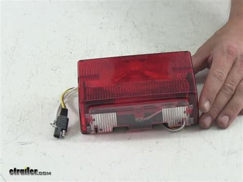 wesbar waterproof trailer lights wesbar submersible trailer tail light left wesbar