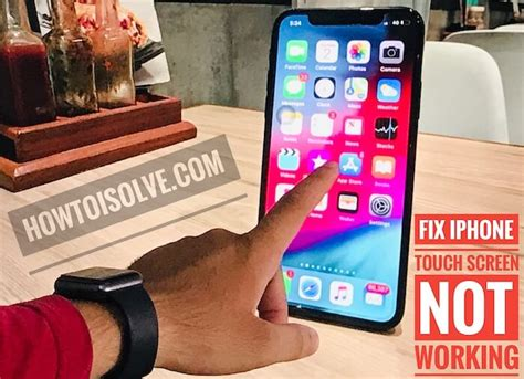 apple iphone xr screen unresponsive or not responding issues troubleshooting guide