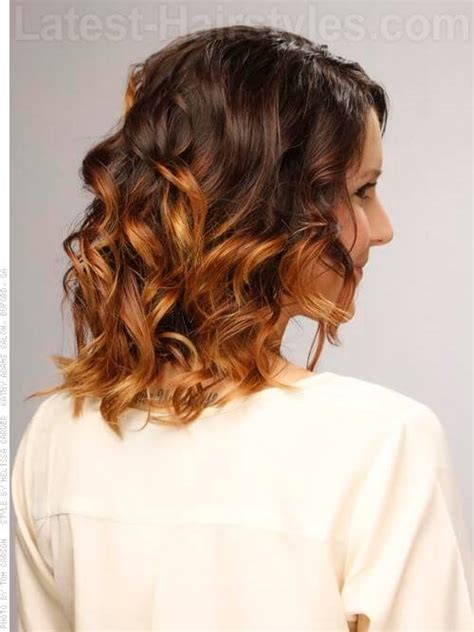 medium length hair with ombre highlights the 35 hottest ombre hair color ideas you ll ever see