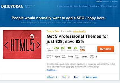 cost to build a deals site with groupon clone wordpress