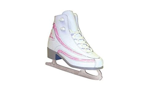 american athletic shoe company american athletic shoe s soft boot skates white