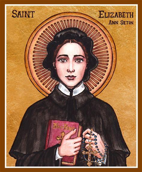 memorial of st elizabeth seton the catholic catalogue