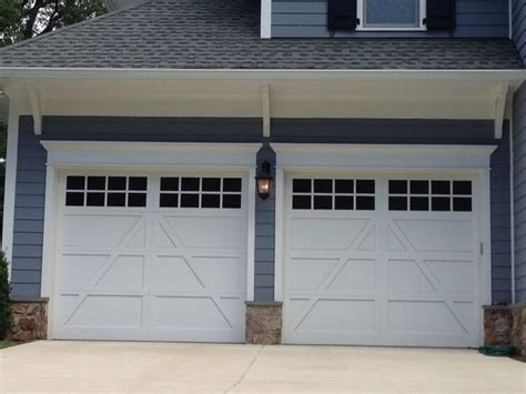 Composite Wood Garage Doors Wood And Composite Carriage Garage Doors Traditional Exterior Dc Metro By Crisway Garage