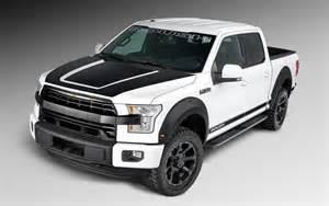 Roush Ford 2015 Roush Ford F 150 Is Ready To Roll