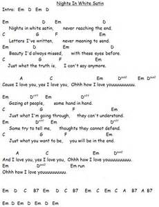 Nights in white satin songsheet 1 png