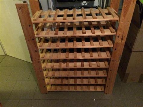 ikea flaschenregal ikea flaschenregal mit 8 regalbrettern 64 flaschen in