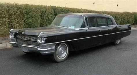 1961 cadillac limousine 1945 cadillac fleetwood information and photos momentcar