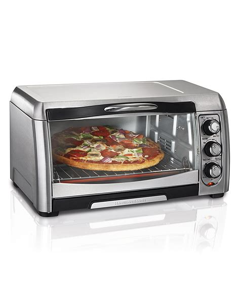 Countertop Rotisserie Ovens by Toaster Oven Hamilton Countertop Oven With
