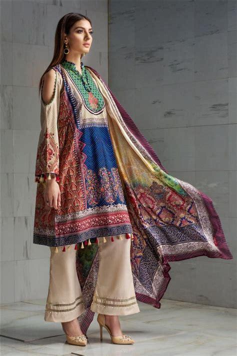 stylish lawn short frocks designs sari info short
