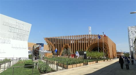 pavillon expo pavilion at milan expo 2015