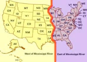 map of us east of mississippi river map of the us east of the mississippi cruise guide
