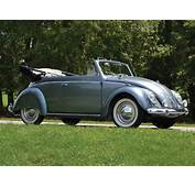 1955 VW Beetle BuG Convertible Sells For $82500 At RM