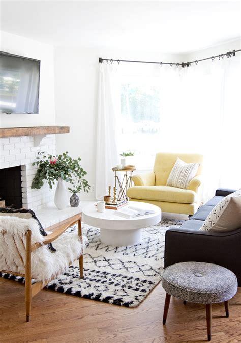 rustic modern living room sarah sherman samuel rustic modern before after sarah
