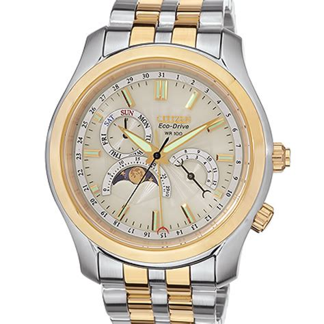 citizen ap1025 53p mens eco drive moon phase best