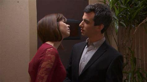8 Times When An Awkward Kiss Is Basically Inevitable Mtv