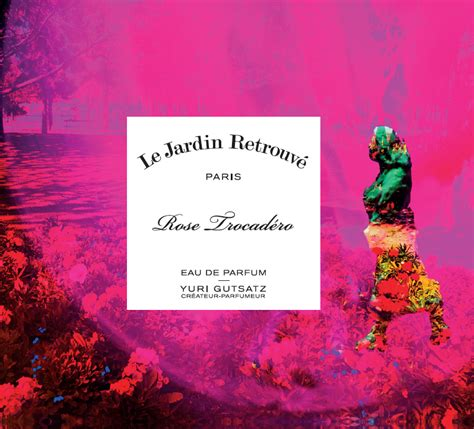 Parfum Trocadero Xclusive Pour trocad 233 ro le jardin retrouve parfum un parfum pour homme et femme