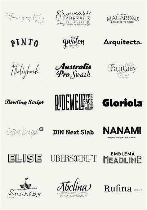 design font tumblr inspirated