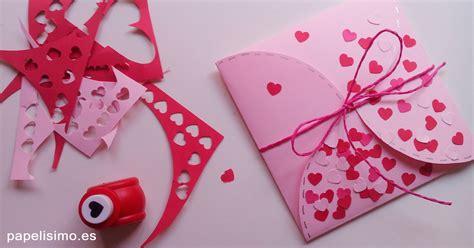 como hago una tarjeta para el da del amor y la amistad sobre con tarjeta invitaci 243 n papelisimo
