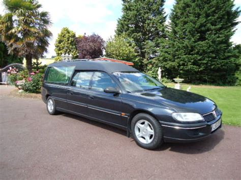 vauxhall omega hearse by eagle 1998 for sale on car and