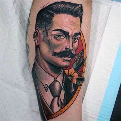 tattoo old school gentleman 100 neo traditional tattoo designs for men refined ink ideas