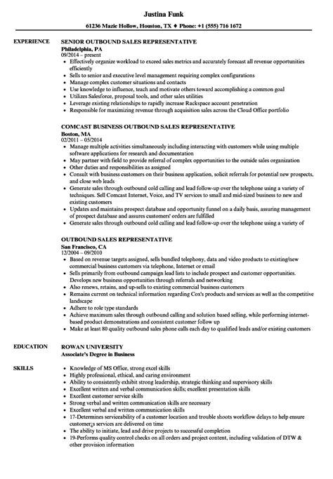 Telesales Representative Sle Resume by Telesales Representative Sle Resume Sle Cover Letter Part Time