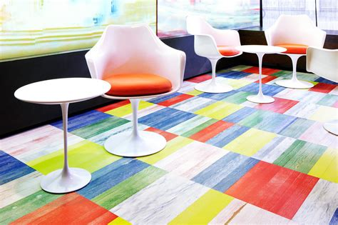 Multi Colored Floor 10 Amazing Wood Floors That Will Knock Your Socks