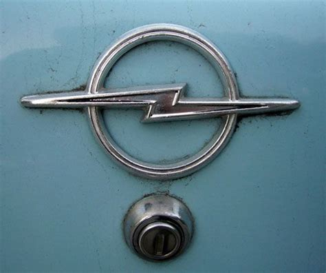 Opel Emblem by Opel Realated Emblems Cartype