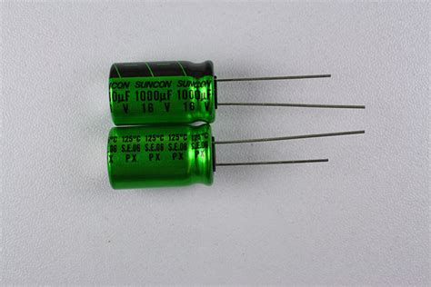 electrolytic capacitor memory effect 100me47px
