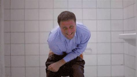 me myself and irene bathroom scene diarrhea gifs find share on giphy