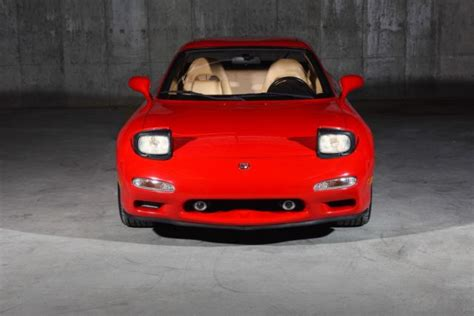 download car manuals 1993 mazda rx 7 engine control 1993 mazda rx 7 turbo 9134 miles vintage red hatchback r2